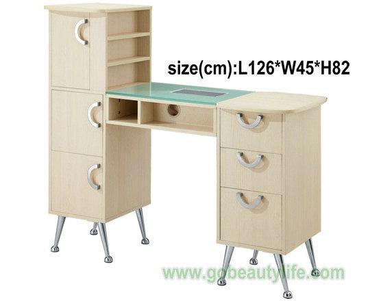 Pedicure Chair Manicure Table Barber Shampoo Bed Facial Technician Stoo Trolley Mirror Station Reception Health Care Products Leisure Massage